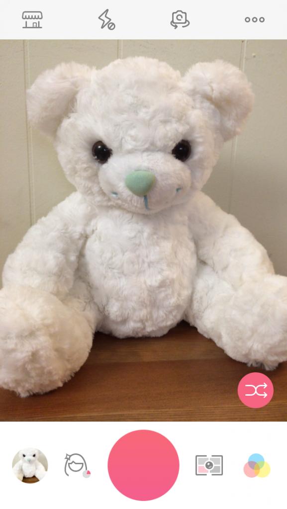 sweetselfie-bear
